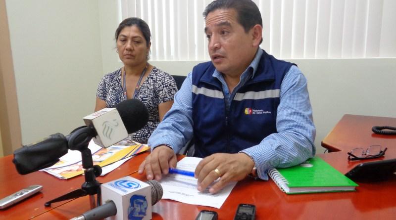 El coordinador zonal de salud, pide se destaque y se hable también del número de personas que ha sido salvadas de la enfermedad y no solo de los pocos que han muerto.