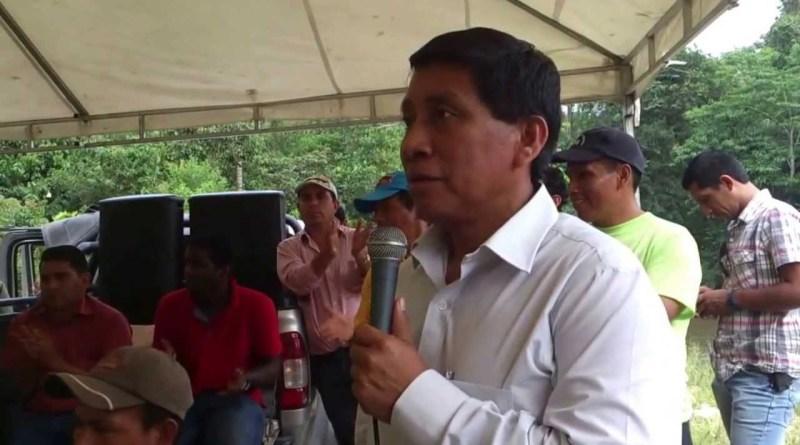 Junta Provincial Electoral de Sucumbíos espera certificación a la objeción de la candidatura de Orlando Grefa