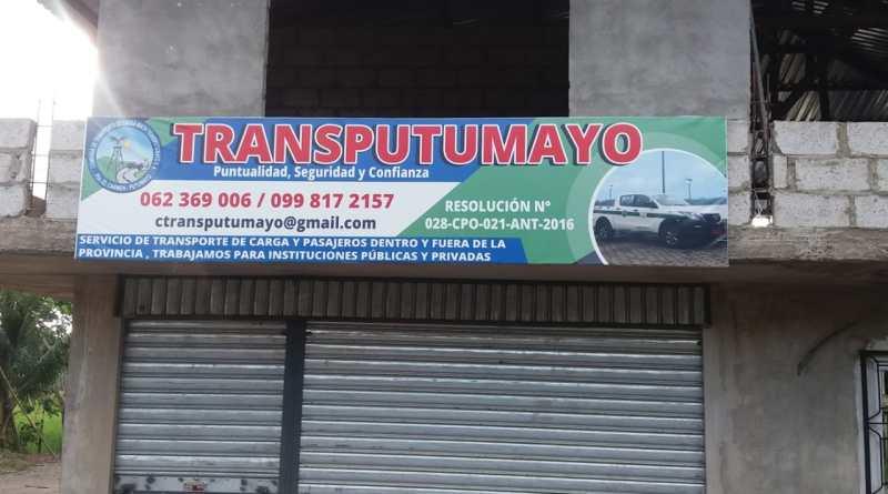 Dirigencia de Trans-Putumayo muestra preocupación por no tener habilitadas sus unidades para posibles servicios petroleros