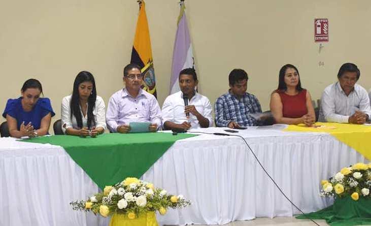 Acuerdos entre el Gobierno Nacional y Sucumbíos