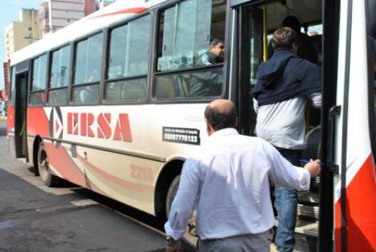 Transporte público: