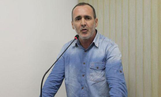 Vereador Betinho Souza também é pré-candidato a prefeito