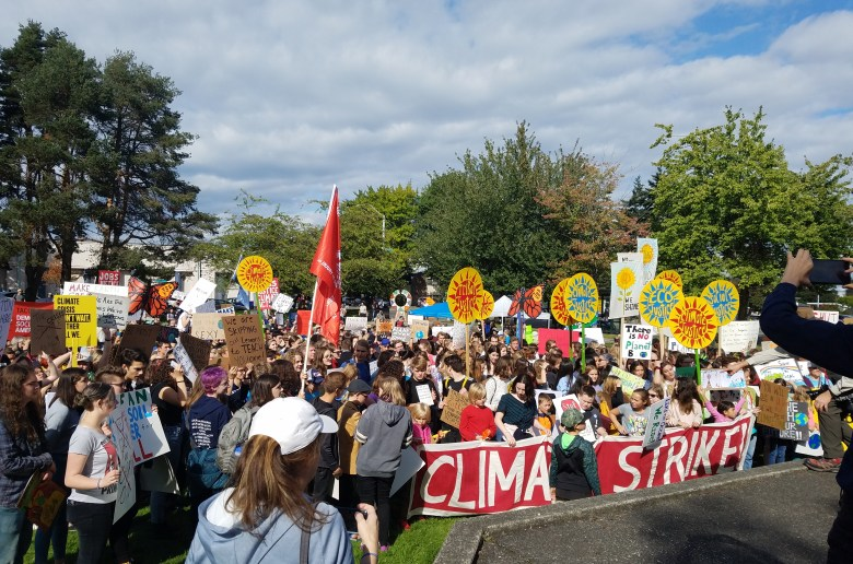 September 20, 2019 Climate Strike