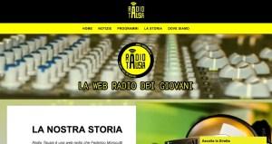 Il nuovo sito di Radio Tausia