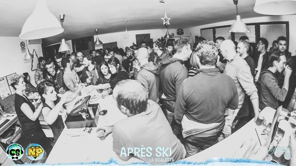 Iniziano gli Après Ski alla Scaletta di Ravascletto