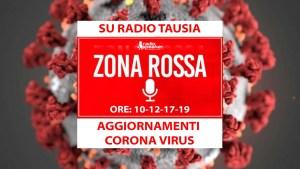 Zona Rossa, rubrica con gli aggiornamenti sul Covid-19