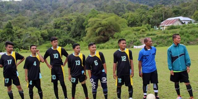 Batang Lawe Juara Grup C, UT dan Mitra Kerinci Lolos