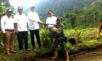 Wabup Serap Keinginan Masyarakat di Pinggir Hutan Simancuang
