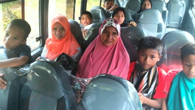 Miliki Mikrobus, BUMNag Luak Kapau Lakukan Hal Positif