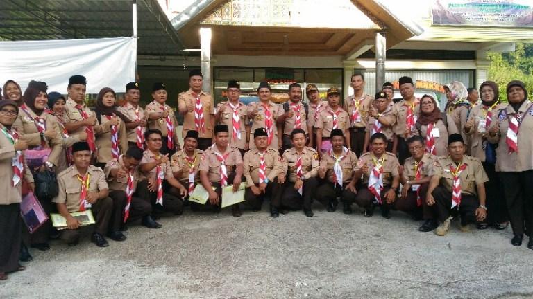 H. Abdul Rahman Terpilih Kembali Menjadi Ketua Kwarcab Solsel