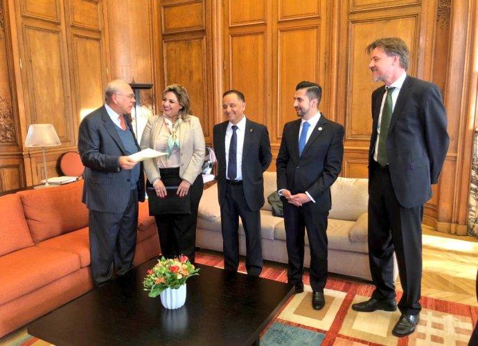 Guatemala ingresa a Centro de Desarrollo Para la Cooperacion y el Desarrollo Económico (OCDE)