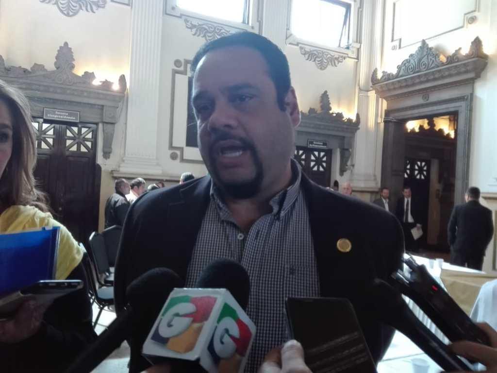 Ministro de Comunicaciones José Luis Benito