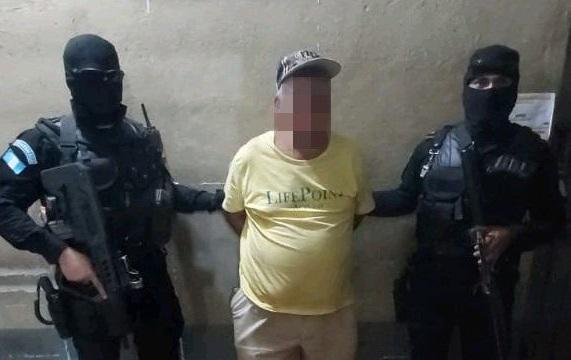 Capturan a conserje municipal de Ayutla, San Marcos, por vínculos con el narcotráfico - radiotgw.gob.gt