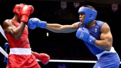 صورة الملاكمة:تتويج أشبال تيارت في البطولة العربية