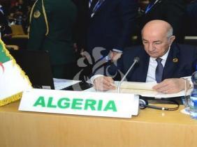 صورة النص الكامل لكلمة رئيس الجمهورية في أشغال قمة الإتحاد الأفريقي بأديس أبابا