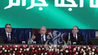 صورة كلمة رئيس الجمهورية السيد عبد المجيد تبون أمام الولاة صبيحة اليوم