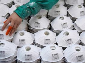 صورة تدابير فيروس كورونا: الجزائر طلبت من الصين شراء 100 مليون قناع و 30 ألف طقم اختبار