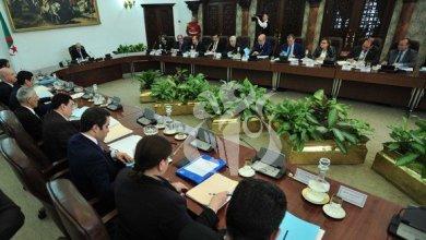 صورة مجلس الوزراء يناقش ويصادق على عروض تخص عدة قطاعات