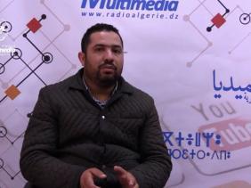 صورة فيصل دوس للإذاعة : طورنا نظاما إلكترونيا لحصر فيروس كورونا في الجزائر