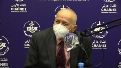 """صورة البروفيسور محمد بلحسين: """" يمكن القول بتحفظ أننا تجاوزنا مرحلة الذروة من انتشار كورونا"""