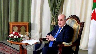 """صورة كورونا : الرئيس تبون يدعو إلى """"مزيد من التضامن والانضباط"""" بمناسبة حلول شهررمضان الفضيل"""