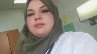 صورة الوزير الأول يعزي عائلة الطبيبة وفاء بوديسة التي توفيت بمستشفى سطيف