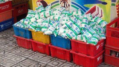 صورة مديرية التجارة غلق نقاط بيع الحليب GIPLAIT