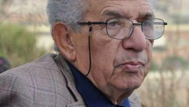صورة وفاة المجاهد الرمز للكرة الجزائرية الشيخ سعيد عمارة