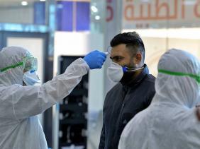 صورة لجنة متابعة ورصد فيروس كوفيد19: لا يستبعد فرض اجراءات جديدة مشددة