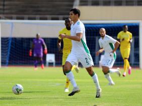صورة تصفيات كأس أفريقيا : الجزائر تتعادل مع زيمبابوي وتضمن التأهل للنهائيات