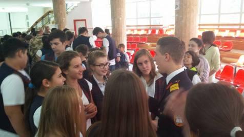 Ziua Armatei in scoli la Timisoara (8)