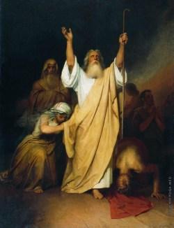 sveti Mojzes - prerok