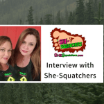 Radio Wasteland #49 Bigfoot Discussion with Jen & Jena from SHE-Squatchers