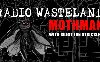 Mothman Dynasty: Chicago's Winged Humanoids w/ Lon Strickler