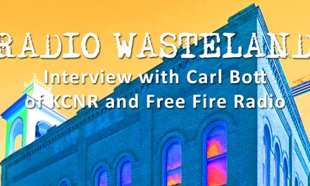 Outside the Wire with Carl Bott