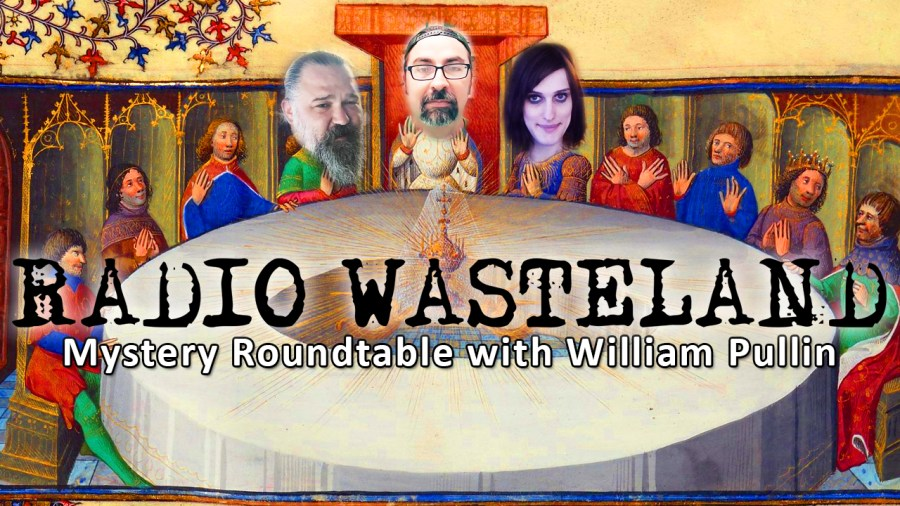 Mystery Roundtable with William Pullin