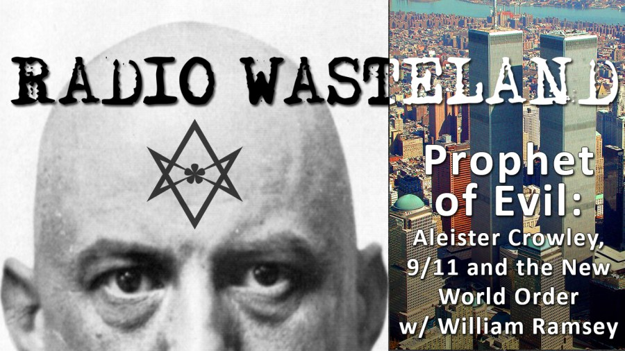 Aleister Crowley, 9/11 and the New World Order
