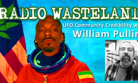 Credibility in the UFO Community with William Pullin