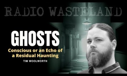 Are Ghosts Conscious or an Echo of a Residual Haunting: Stone Tape Theory