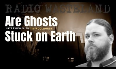 Are Ghosts Stuck on Earth in the Near Earth Realm or Some Form of Purgatory