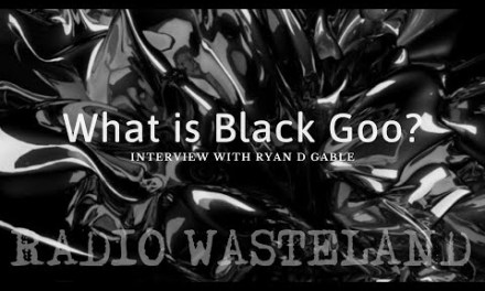 What is Black Goo?: Interview with Ryan D. Gable