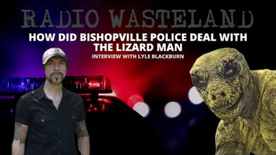 How Did Police Deal with the Lizard Man