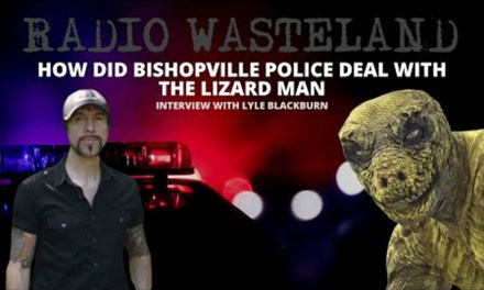 How Did Police Deal with the Lizard Man: Lyle Blackburn