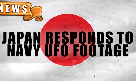 Japan Responds to Pentagon UFO Footage