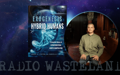 Hybrid Humans: A Scientific History of Extraterrestrial Genetic Manipulation: Bruce Fenton