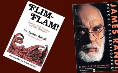 "Remembering ""The Amazing"" James Randi"