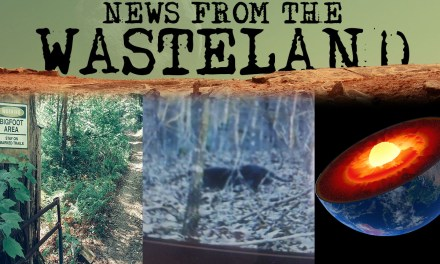 Bigfoot Hunting Season is Open, Big Cats in Christian County, and a New Level in the Earth's Core