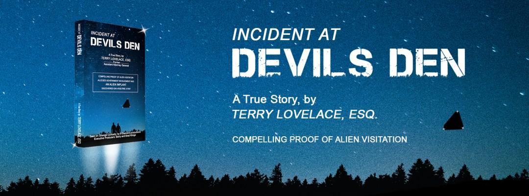 Incident at Devils Den | Terry Lovelace