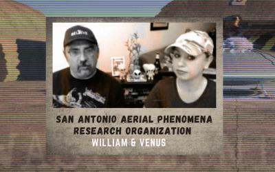San Antonio Aerial Phenomena Research Organization – William & Venus