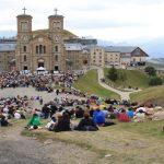 El Papa recuerda apariciones de la Virgen María en La Salette Francia